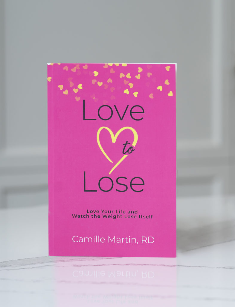 Love to Lose - Front Book Cover