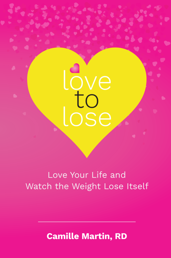 Book Cover - Love to Lose - Love Your Life and Watch the Weight Lose Itself
