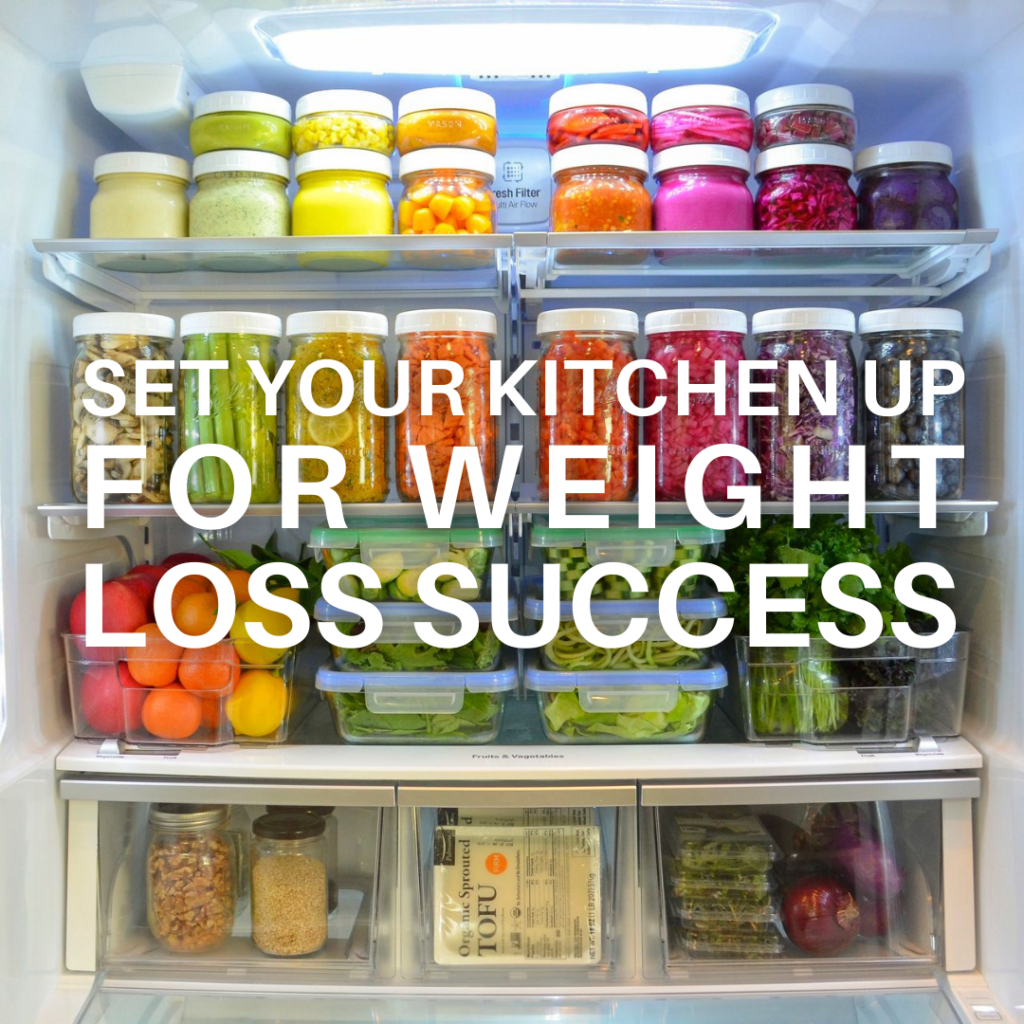 Set up your kitchen